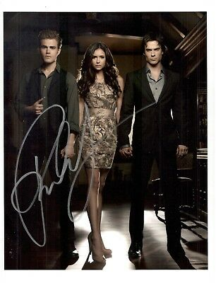 Paul Wesley Authentic Signed Autograph Ottawa Comiccon 2015  The Vampire Diaries