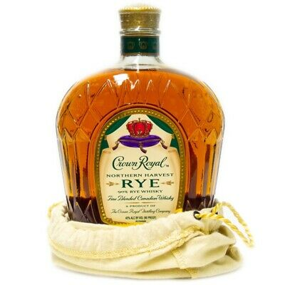 Crown Royal Northern Harvest Rye >>> ohne <<< GB 1000ml 45% Vol.