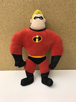 "Disney Store 16"" Talking Mr Incredible From The Pixar Movie 'the Incredibles'"