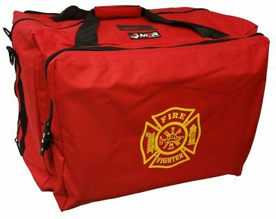 Firefighter Gear Bag - Deluxe Step-In