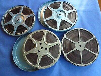1960's Vintage 8mm Home Movies Color Film Travel Cars