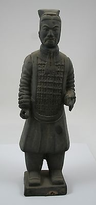 Terracotta Army Armoured Officer