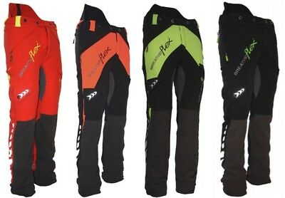 Arbortec Breatheflex Class 1 Type C Forestry Chainsaw Protective Trousers