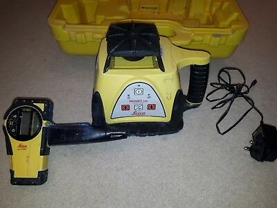 Leica Rugby 100  Rotating Laser Level