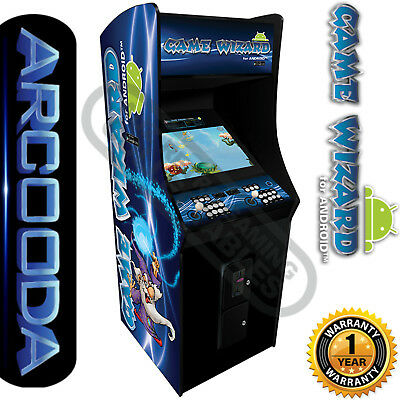 ARCOODA Game Wizard For Android Arcade Machine