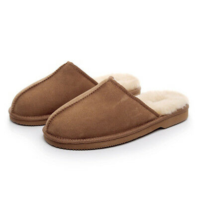 Mubo UGG Men's Scuff Slippers CHESTNUT
