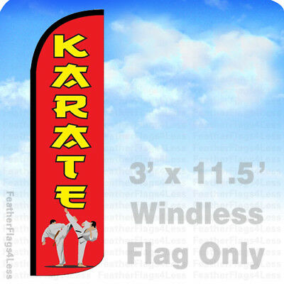 5 ANTIQUES yel//red 11.5 WINDLESS SWOOPER FLAGS BANNERS five