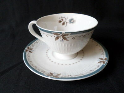 Royal Doulton. Old Colony. Tea Cup & Saucer. TC1005. England.