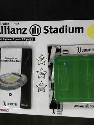 JUVENTUS COSTRUISCI L' ALLIANZ STADIUM Vol.2