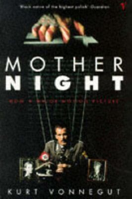 Mother Night by Vonnegut, Kurt Paperback Book The Cheap Fast Free Post