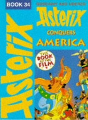 ASTERIX CONQUERS AMERICA BK 34 (Classic Asterix p... by Goscinny, Ren� Paperback