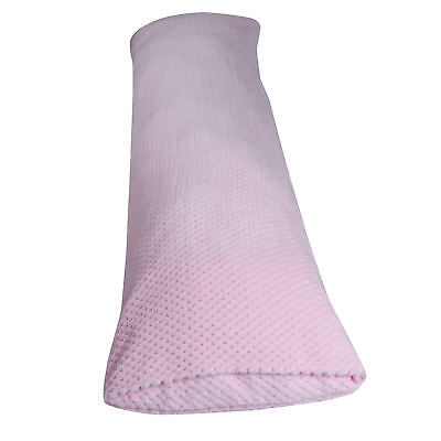 New Clair De Lune Pink Honeycomb Maternity Support Pillow Pregnancy Cushion