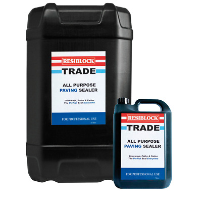 Resiblock Trade Solvent Free All Purpose Paving Sealer
