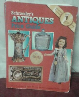 Schroeders antiques price guide 12th edition 1994
