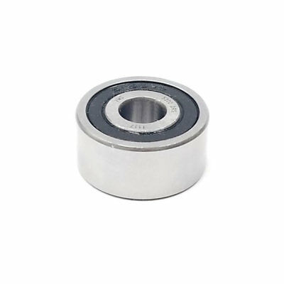 5200 2RS Double Row Rubber Sealed Ball Bearing 7pc 10x 30x 14.3 mm