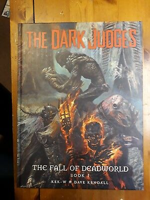 The Dark Judges: The Fall of Deadworld, Book 1 - Graphic Novel/Comp. 2000AD