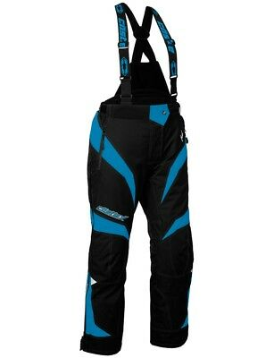 Castle X Fuel G6 Womens Snowmobile Bibs Reflex Blue