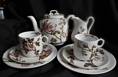 George Jones & Sons Briar Tea Ware C.1881