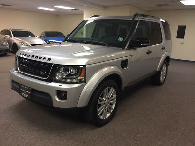 2014 Land Rover LR4  low mile free shipping warranty clean carfax luxury 4x4 finance hse lux cheap