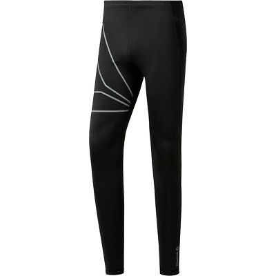 Reebok Malla Larga Running Hombre Osr Tight