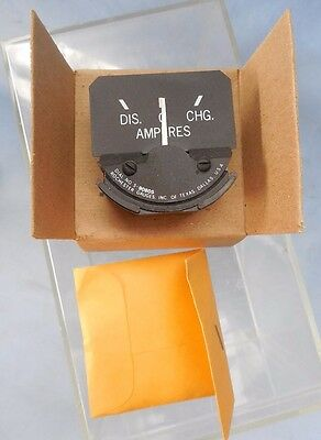 Cessna Ammeter 6246-00665 New Old Stock