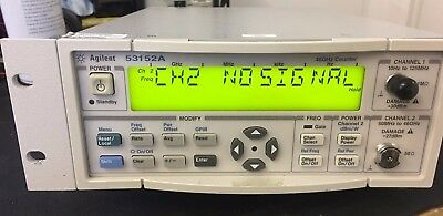 HP 53152A 46GHz CW Microwave Counter