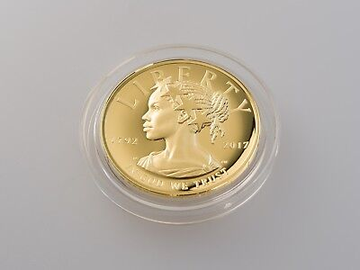 1 oz American Liberty 225th Anniversary High Relief Gold Proof Goldmünze 2017