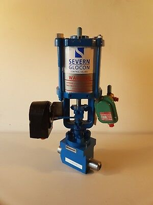 Severn Glocon 884912 Control Valve VALVE-20MM-5513-CYL25 - 884912/01