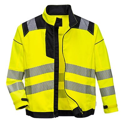 Portwest Vision Hi-Vis Work Jacket - T500