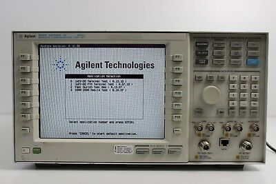 Agilent HP 8960 Series E5515C Wireless Communications Test Set #0210 w/ Opt 003
