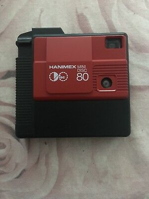 Vintage Hanimex Mini Disc 80 Camera
