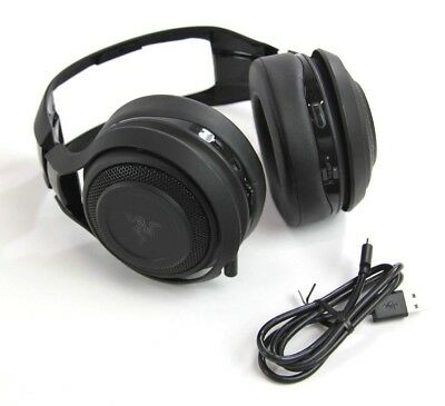 Razer ManO'War Wireless 7.1 Surround Sound Gaming Headset Black