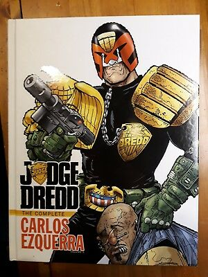 Judge Dredd - The Complete Carlos Ezquerra, vol 1 - Compilation. 2000AD, IDW