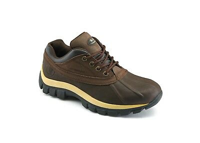 KINGSHOW Men's 7014 Water Resistance Rubber Sole Work Boots