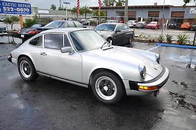 1976 Porsche 911  911 coupe 1976 collector quality