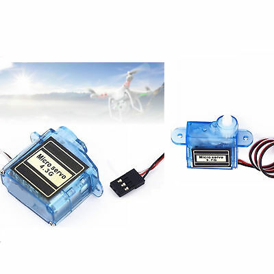MiNi Micro 4.3g/3.7g  Servo Control Aeromodelling Aircraft Flight Direction BBC