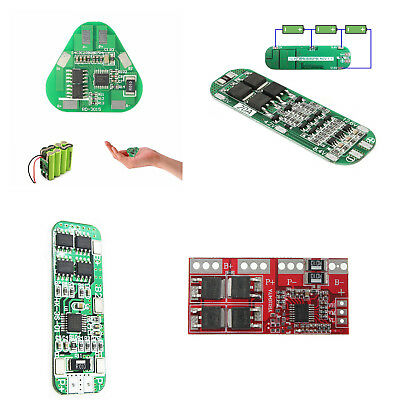 4/5/20/30A 3S Li-ion Battery 18650 Charger PCB BMS Protection Board Cell BBC