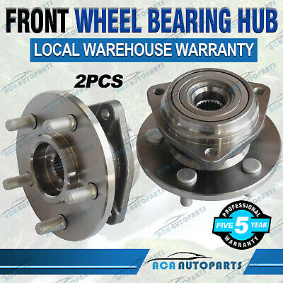 For Ford BA BF Front Wheel Bearing Hub Kit Falcon Fairmont Fairlane Territory AU