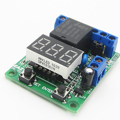 12V voltage detection charge relay switch control Protection module BBC