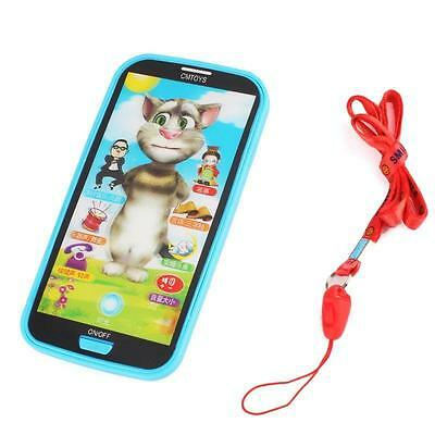 Kids Simulator Music Phone Touch Screen Children Educational Learning Toy Gift E