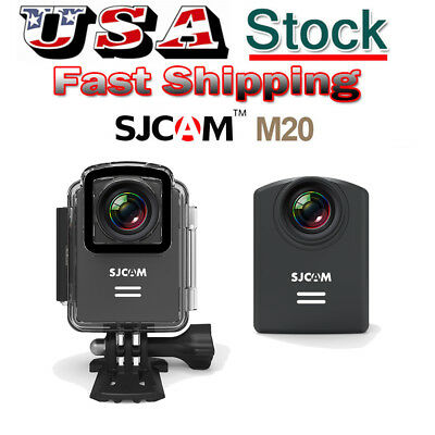 "1.5"" Touch Screen SJCAM M20 4K FHD WiFi Action Sport Camera Waterproof Mini DV"