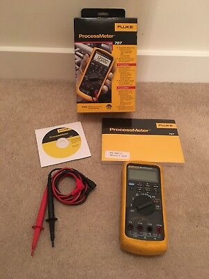 Fluke 787 ProcessMeter Multimeter - originally £1200