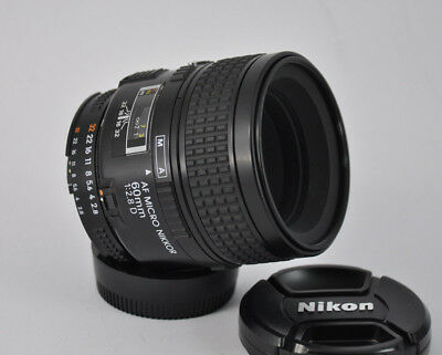 Nikon AF Micro Nikkor 60mm F2.8 D Macro Prime Lens made in Japan UK SELLER,