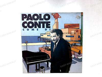 Paolo Conte - Come Di Europe LP 1987 /4