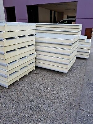 Roof Panels -  Polyurethane Insulated Roof Panels -100*950*4000 per LM $100