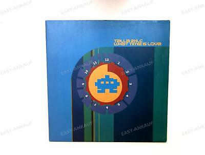 Talla 2XLC - What Time Is Love GER Maxi 1997 /4