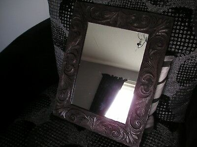 Beautiful Arts And Crafts Mirror