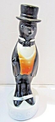 Old Crow Small Plastic Figure Whiskey Colorful Kentucky Straight Bourbon