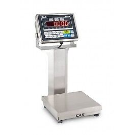 CAS GP-12100SC Enduro General Purpose Bench Scale Checkweigher, 100lb x 0.02lb