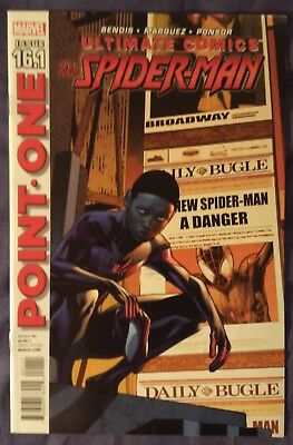 ULTIMATE COMICS SPIDER-MAN (2011) #16.1 by Bendis & Marquez MARVEL/MILES MORALES
